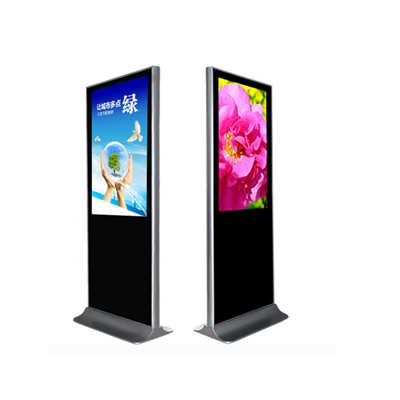 65 Inch 3G Standalone Touch screen Stand Advertising Display