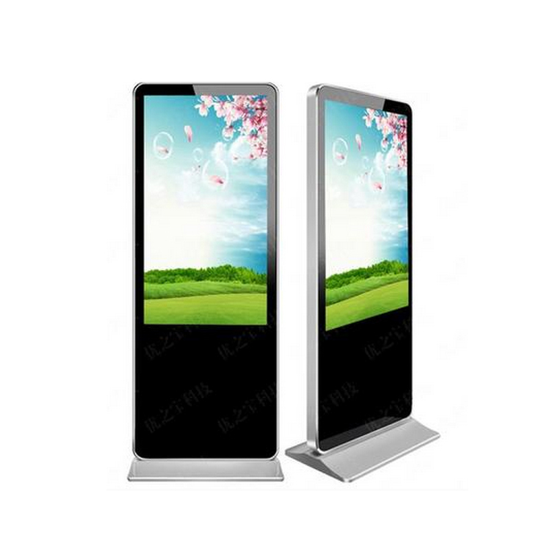Floor Stand indoor android wifi network media ad player