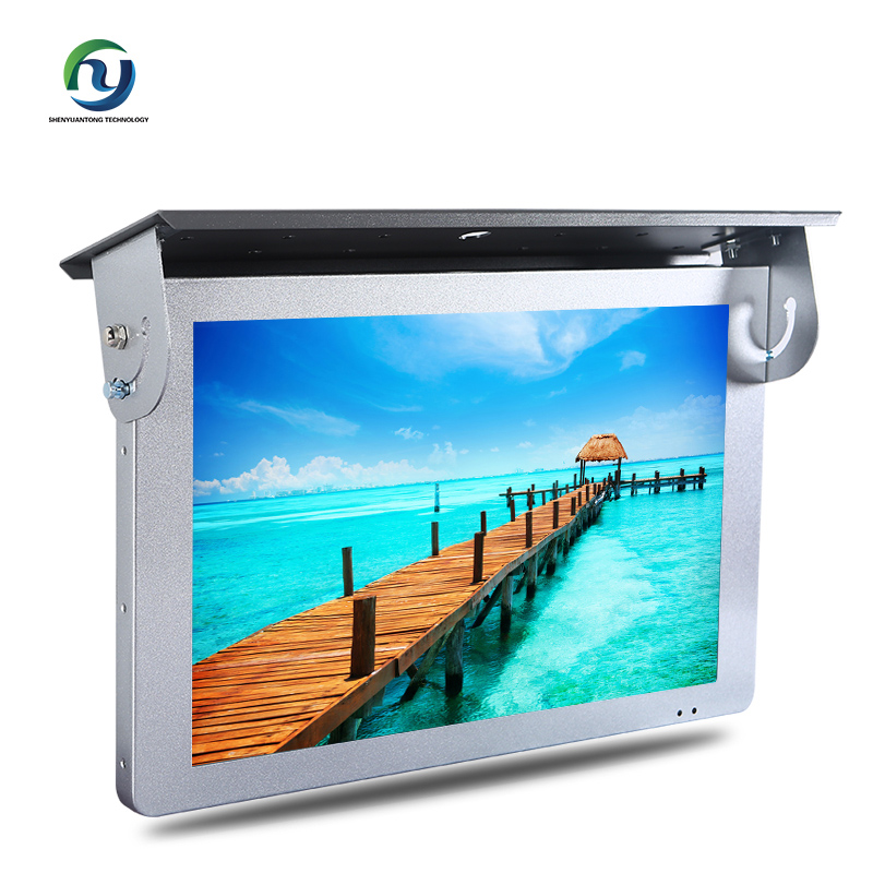 New 19 Inch Bus Auto TV Screen Lcd Advertising Player
