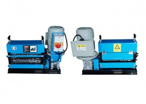 Buroblêd-type Cable Stripper Machine