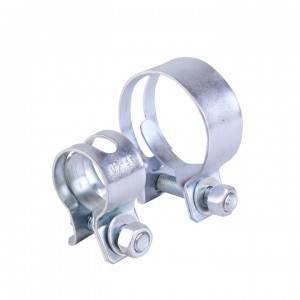 Mangote Pipe Clamp