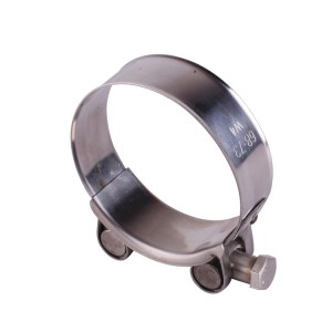 Robust Pipe Clamp