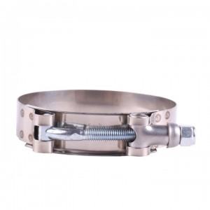 T Type Pipe Clamp