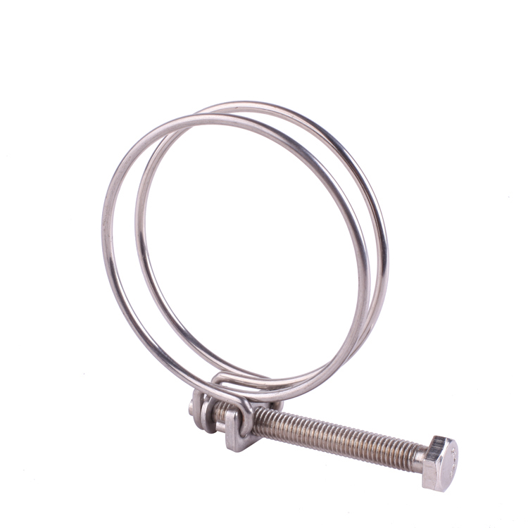 Double Wire Hose Clamp Featured Image