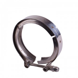 V Band Pipe Clamp