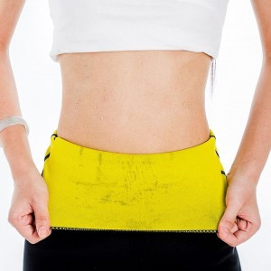 Body Shape Belt Slim Training Sweat Waist Band WS-02