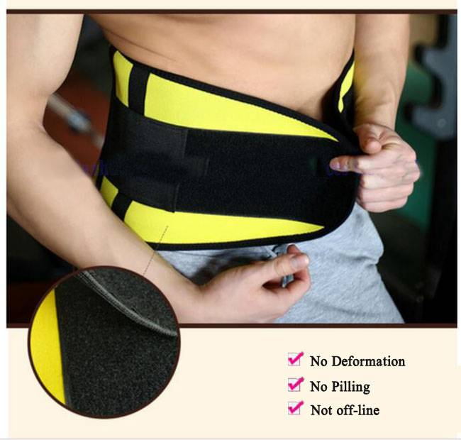 Waist Trimmer Back Support Brace WS-05 Featured Image