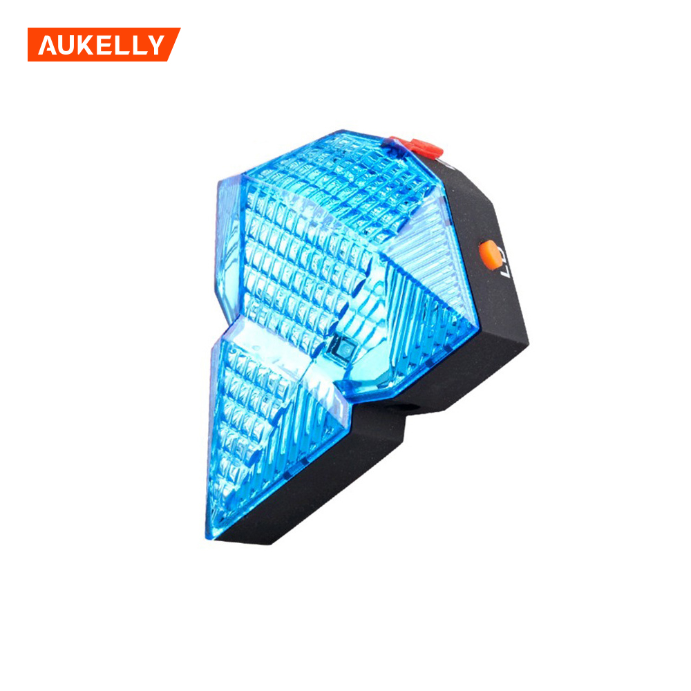Mountain Bike Safety Warning Lights Bicycle Dynamo Light Set
