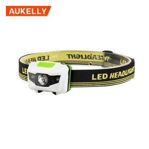 Wholesale USB Rechargeable adjust 1000m long range zoom headlamp headlight