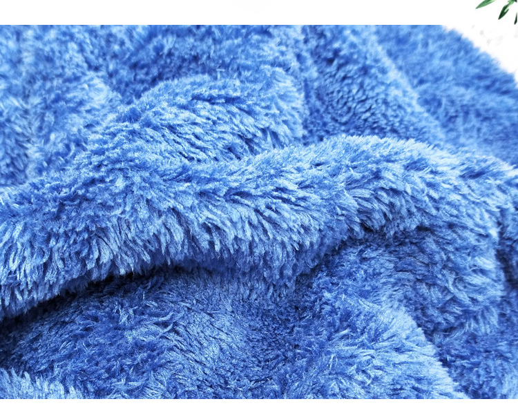 Microfiber Car Cleaning Cloth Wash Towel Soft Wholesale Quick Dry Towel T-07