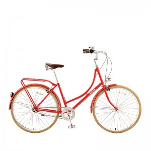 HOT SELL 28 INCH CITY BIKE WITH CARRIER