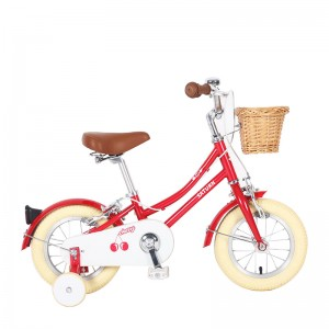 "Excellent quality Cargo City Bicycle - 12""/16″ girl children bicycle kid's bikes – Lenda"