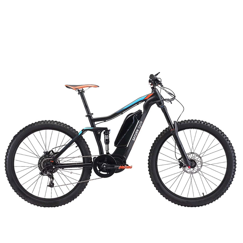27.5INCH CENTER MOTOR SUSPENSION E BIKE Featured Image