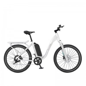 700C TREKKING E-BIKE LITHIUM BATTERY CITY ELECTRIC BIKE