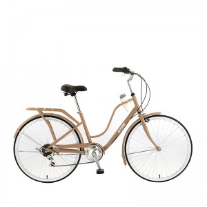 26 inch HI-TEN Adult Beach Cruiser Bike