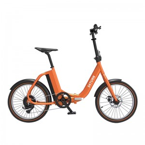 20INCH FOLDABLE ELECTRIC BIKES