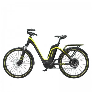 High Quality for Mini Road E Bike - 700C TREKKING E-BIKE China – Lenda