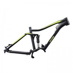 E BIKE ALLOY FRAME