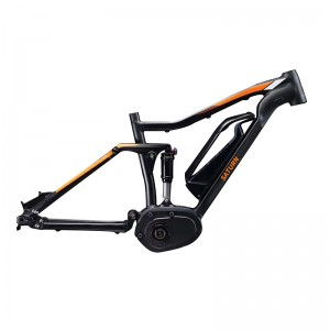 SUSPENSION E BIKE FRAME