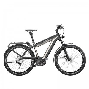 700C ELECTRIC TREKKING BIKES WITH CARRIER
