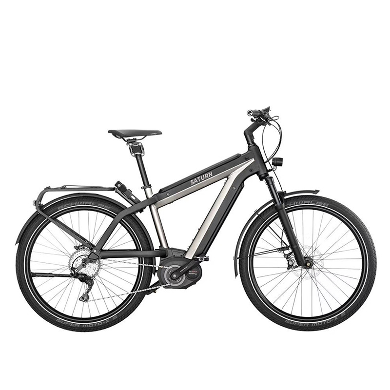 700C ELECTRIC TREKKING BIKES WITH CARRIER Featured Image