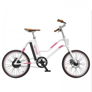 20INCH ALLOY BEACH E BIKE FOR GIRL