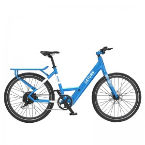 700C TREKKING E BIKE HIDDEN BATTERY ELECTRIC BICYCLE