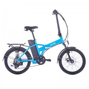 20INCH FOLDABLE ELECTRIC BIKE ELECTRIC FOLDING BIKE