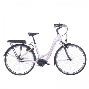700C ALLOY CITY E BICYCLE CENTER MOTOR