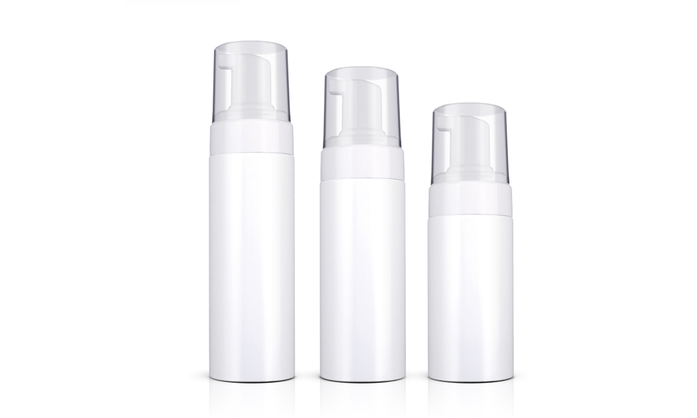 Refillable Foam Bottle for Face Cleanser Featured Image