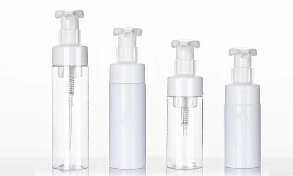 100ml 120ml 150ml 200ml Refillable Foam Bottle Featured Image