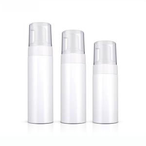 Refillable Foam Bottle for Face Cleanser