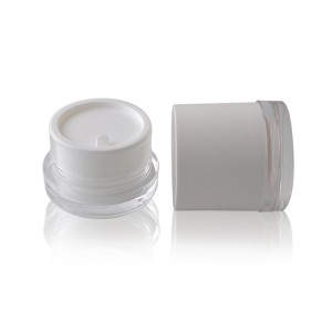Double Wall Cream Jar Cosmetics Containers and Packaging