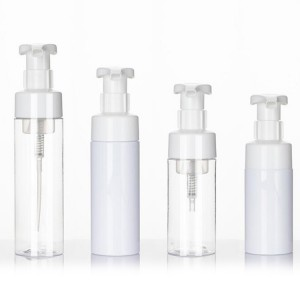100ml 120ml 150ml 200ml Refillable Foam Bottle