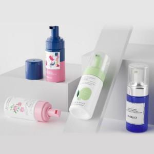 Refillable Foam Bottle for Face Cleanser