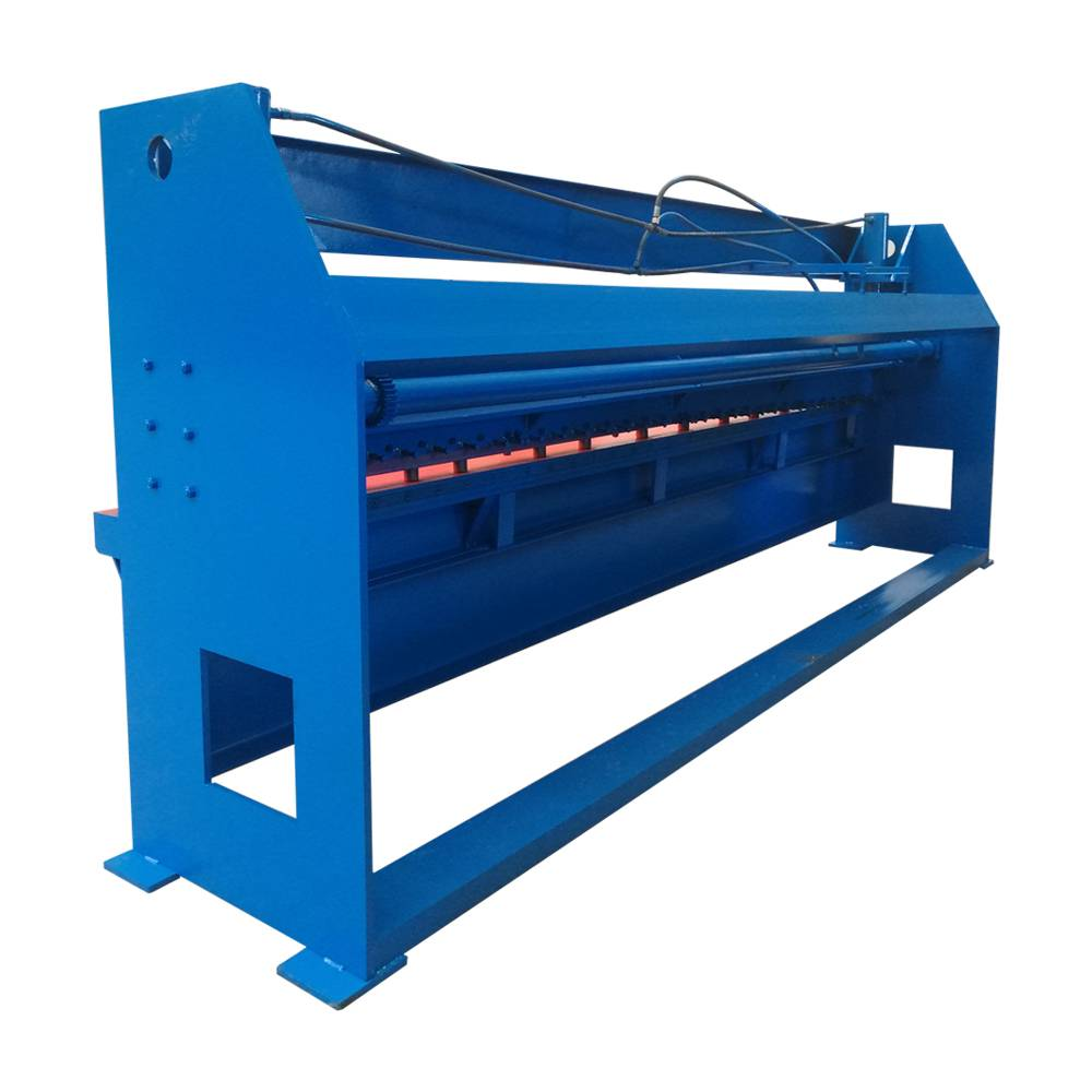 Low price for Arch Roof Machine - Sheet Metal Bending Machine – Haixing Industrial