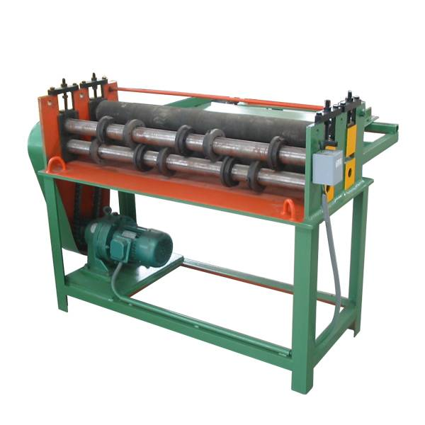 New Arrival China Stone Steel Roof Tile Machine - Automatic Steel Sheet Slitting Machine – Haixing Industrial Featured Image