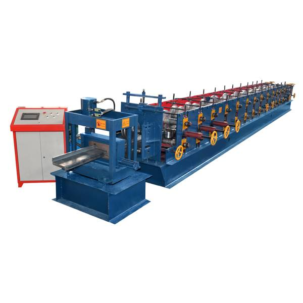 OEM manufacturer Sheet Metal Slitter Machine - Z Purlin Channel Roll Forming Machine – Haixing Industrial Featured Image