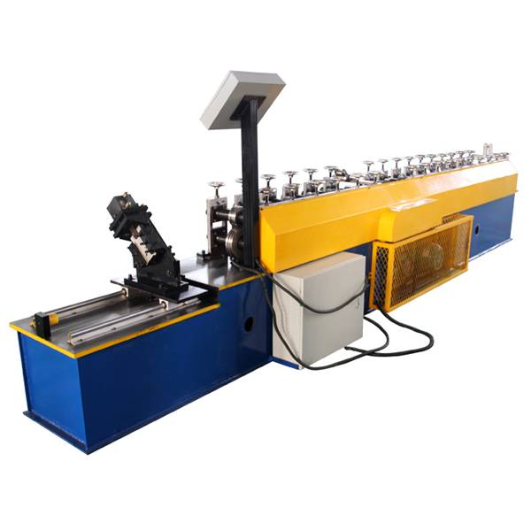 High definition Stud And Track Light Steel Keel Roll Forming Machine Light Gauge Joist C U Keel Manufacturing Machine Featured Image