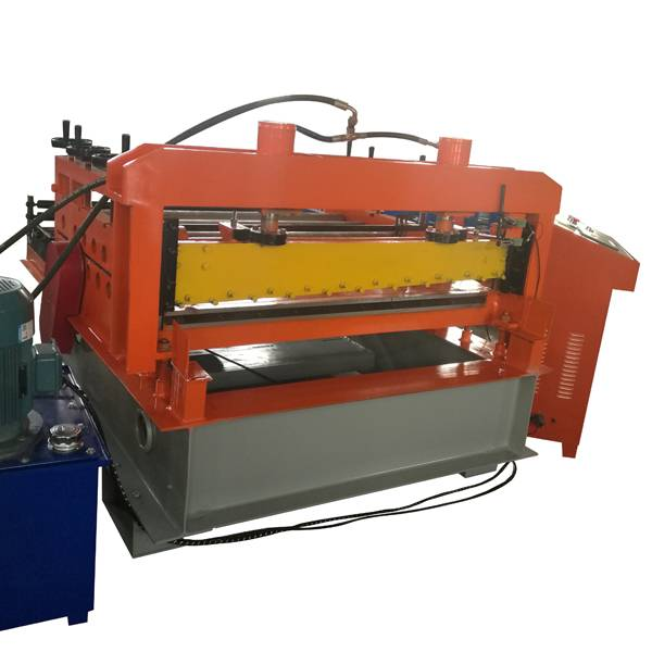 Factory wholesale Mini Slitter - Steel plate leveling machine – Haixing Industrial Featured Image