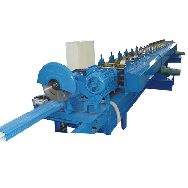 China Gold Supplier for Long Span Roof Roll Forming Machine - Downspout Cold Roll Forming Machine – Haixing Industrial