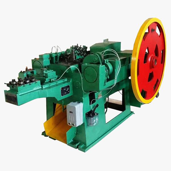 Quality Inspection for Iron Curving Machine - Iron Coil Nail Making Machine – Haixing Industrial