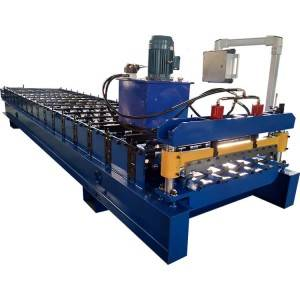 roofing sheet making machine cost