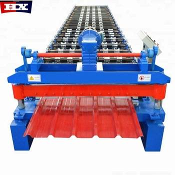 Ibr roof sheet panel trapezoidal roll forming machine Featured Image