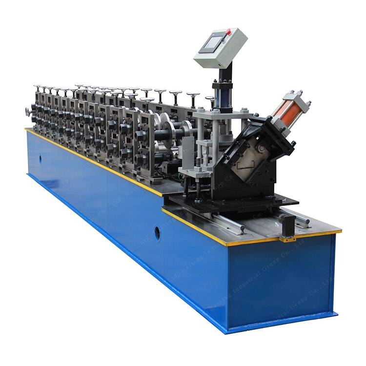 C Stud And U Track Roll Forming Machine Featured Image