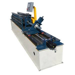 C Light Steel Keel Roll Forming Machines