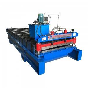 Good User Reputation for Made In Used Metal Roof Tile Roll Forming Machine