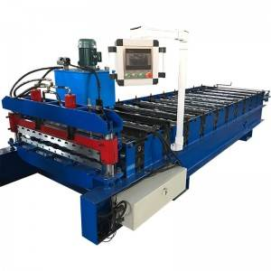 Factory made hot-sale Hot Sale!latest Technology Used Metal Roof Panel Roll Forming Machine Made In