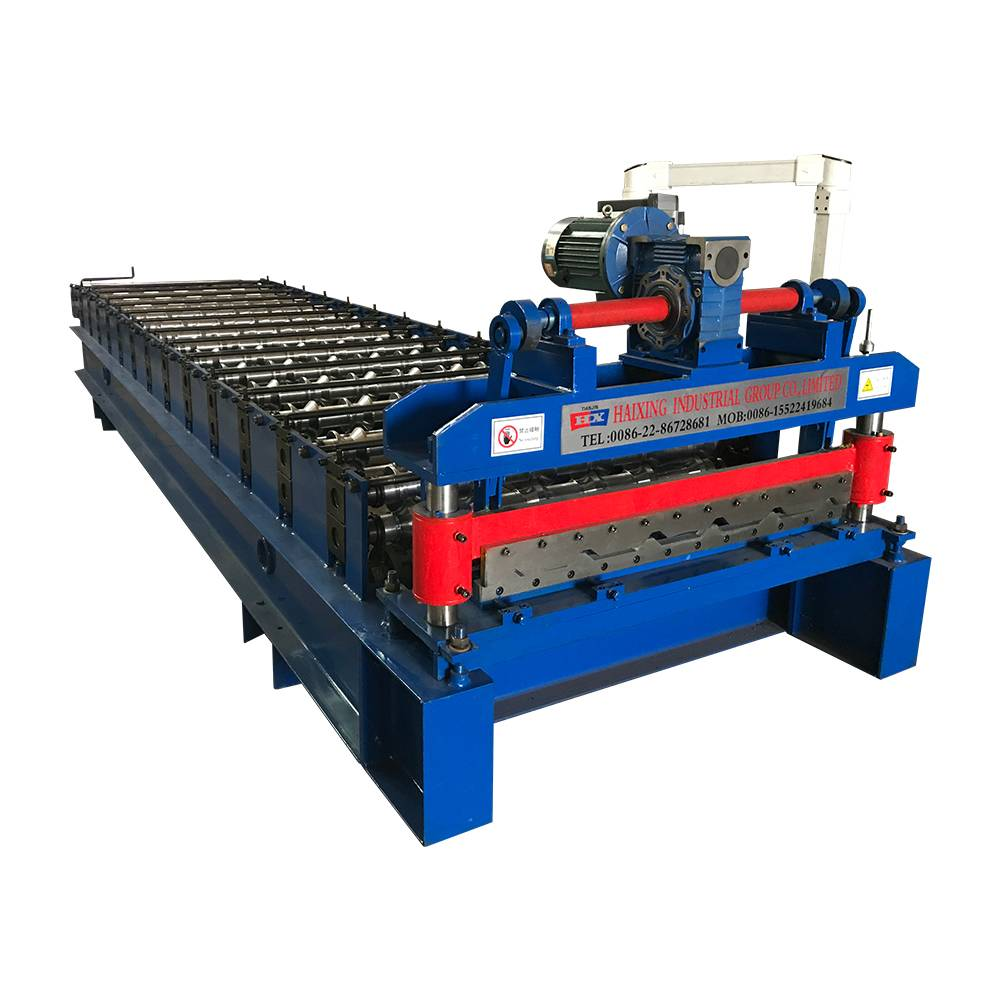 Wholesale Price Aluminum Roof Sheet Roll Forming Machine Featured Image