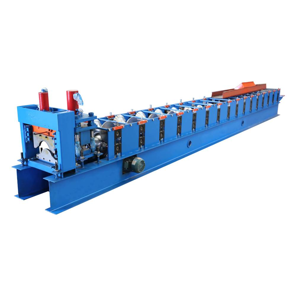 Leading Manufacturer for Metal Roof - Roofing Ridge Cap Machine – Haixing Industrial